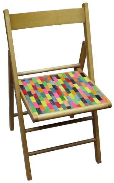 Chaise pliante 02