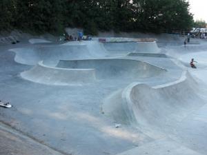 Skatepark d'Ostende